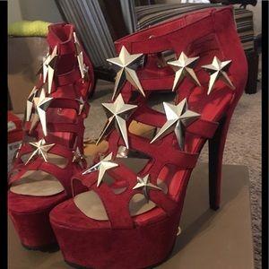 Privileged Star Heels
